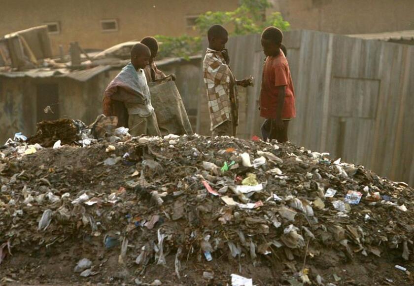 El 84,5 % de las personas pobres viven en África subsahariana y Asia del sur