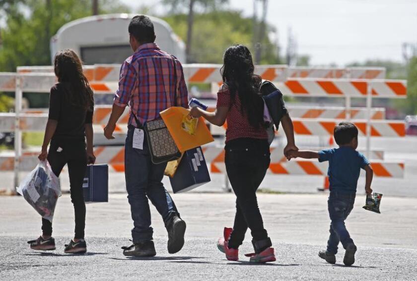 Gobierno liberó unos 175.000 miembros de familias migrantes desde diciembre