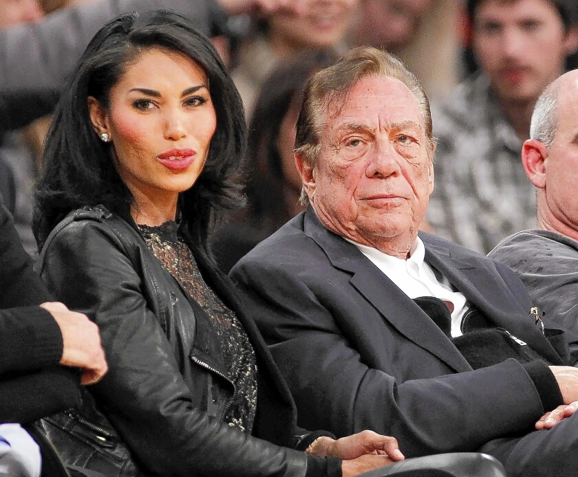 V. Stiviano's attorney says that she and the 80-year-old Donald Sterling never had a sexual or romantic relationship.