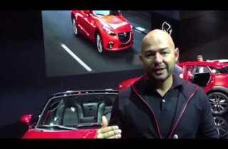 L.A. Auto Show 2014: The Mazda MX-5 Miata