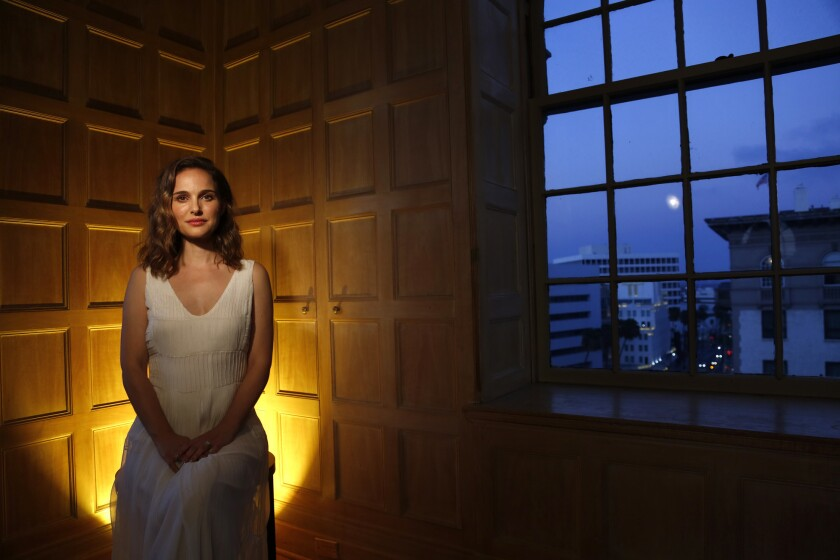 """Natalie Portman's feature directorial debut, """"A Tale of Love and Darkness,"""" is a coming-of-age tale about the state of Israel."""