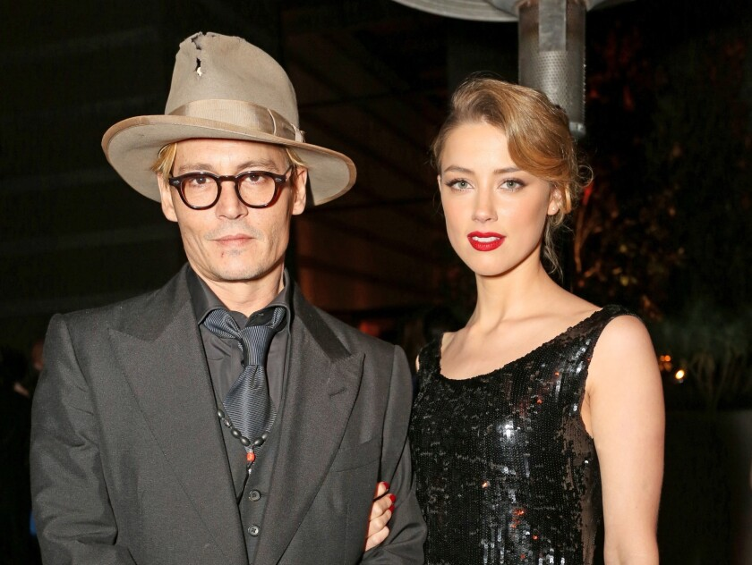Johnny Depp and Amber Heard reportedly engaged