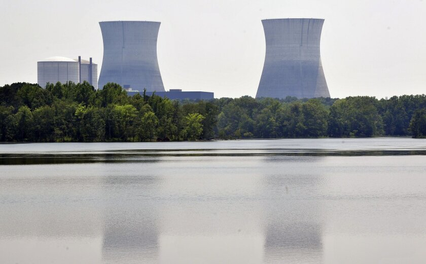 FILE -In this June 2, 2011 photo, the Tennessee Valley Authority's Bellefonte Nuclear Plant site in Hollywood, Ala., is seen. The Tennessee Valley Authority is considering whether to sell its unfinished Bellefonte Nuclear Plant in northeast Alabama. The federal utility announced Wednesday, Feb. 17,