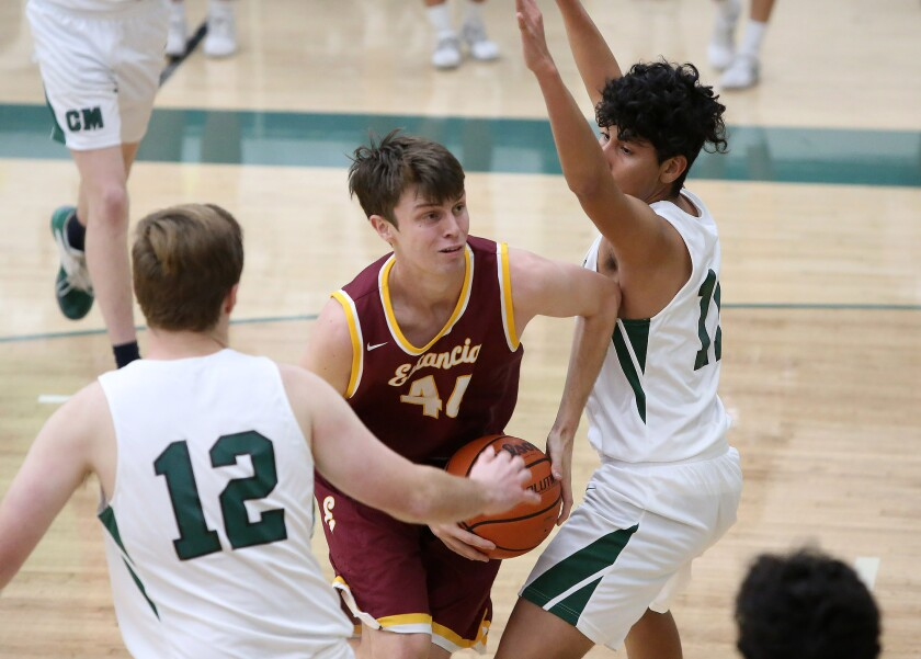 High School Roundup: Estancia boys' basketball advances to CIF quarterfinals for first time since 2005