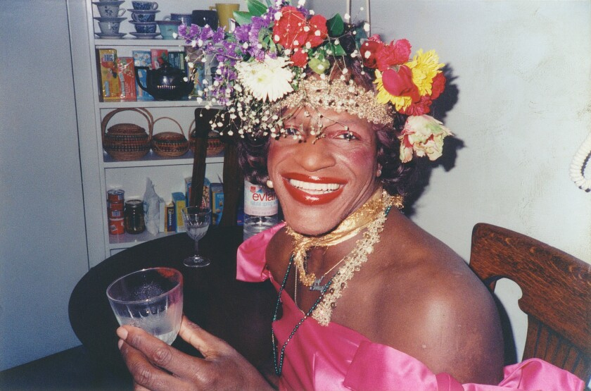 Plans are moving forward to honor Marsha P. Johnson with a monument in New Jersey.