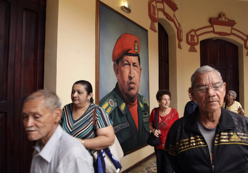 Hugo Chavez's voodoo economics