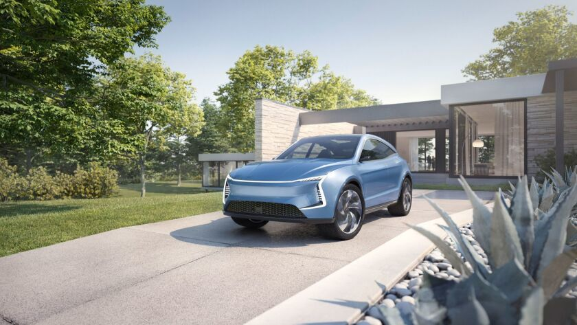 Yet another California electric vehicle is coming  But this