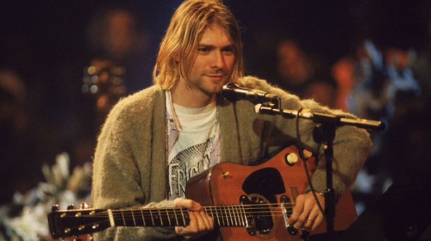 Kurt Cobain, from the moment he began playing in bands, was conscious of being part of a new rock generation -- and not repeating what he often saw as mistakes and compromises by earlier rock heroes.