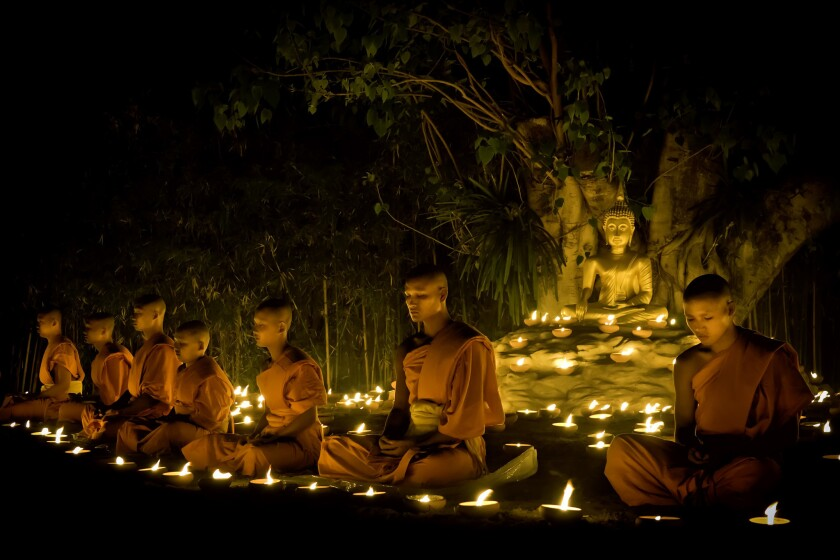 Your Scene: A flicker of serenity in Thailand