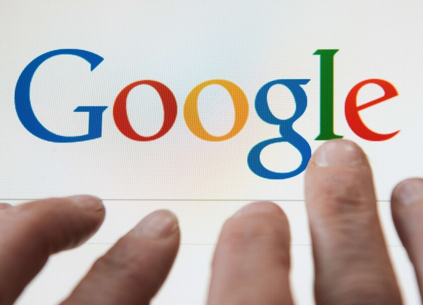 Companies struggle to land high in Google search results for their own names