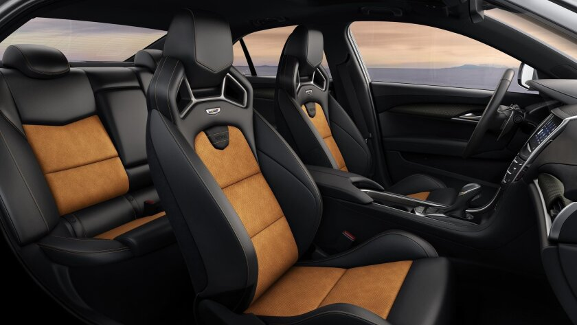 Standard equipment includes smart entry and push-button ignition, rearview camera, handcrafted cut-and-sewn interior, 18-way power adjusted front performance seats, carbon fiber trim and sueded microfiber accents.