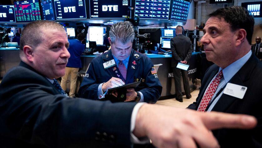US-ECONOMY-STOCK-EXCHANGE