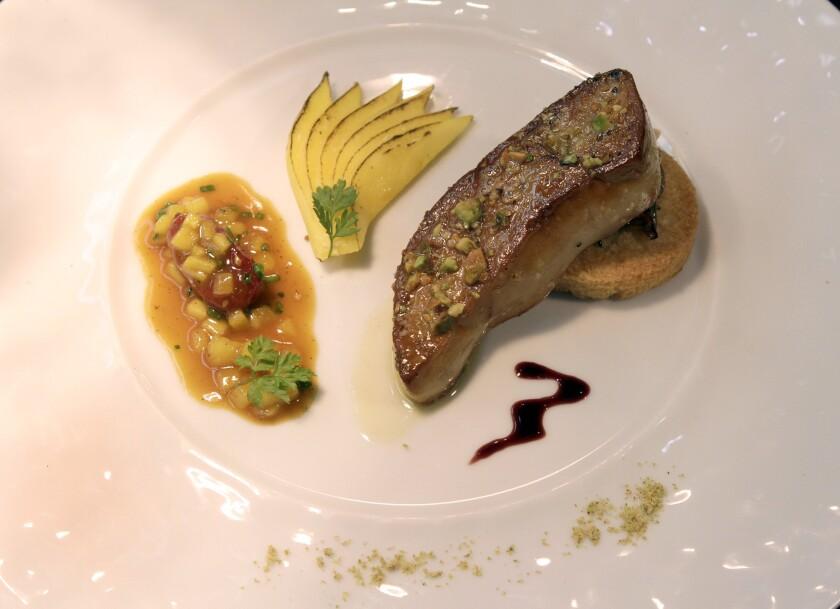 PETA threatens to sue O.C. chefs over serving foie gras