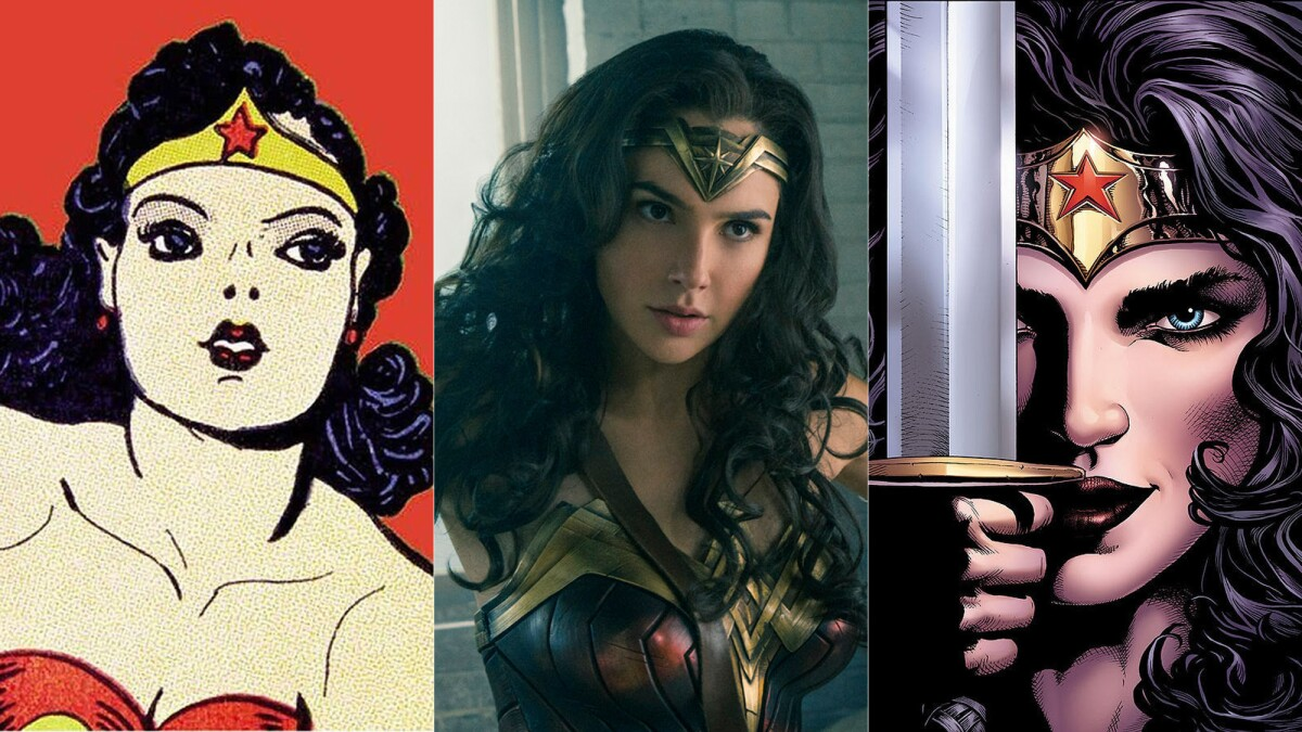 75 Years Of World Saving Everything You Need To Know About Wonder Woman Los Angeles Times
