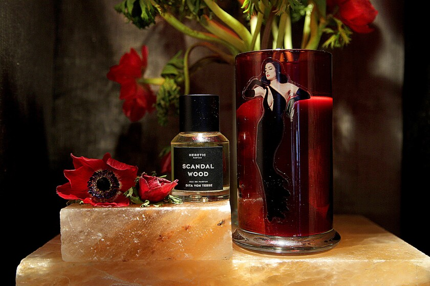 LOS ANGELES, CA., FEBRUARY 28, 2019 -- Douglas Little is a LA-based perfumers trained in the olfacto