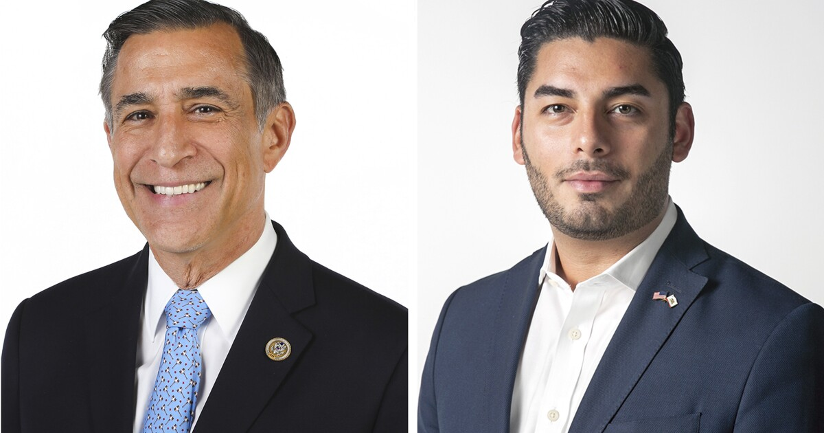 Column: Script flips in San Diego congressional races