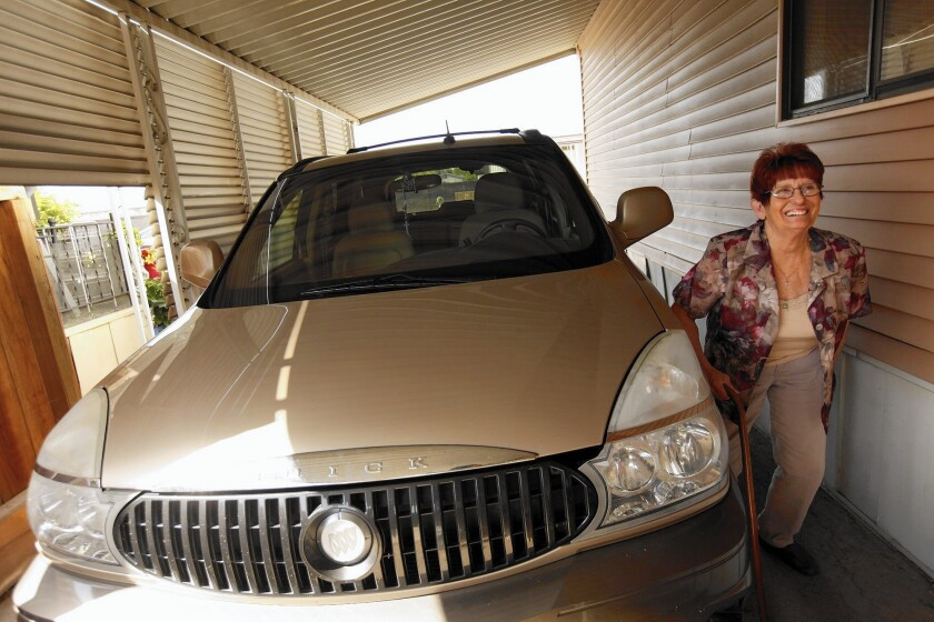 Jennifer Jordan borrowed $2,600 from a storefront title lender at what she later would learn was the equivalent of 153% annual interest, using her 2005 Buick Rendezvous SUV as collateral.
