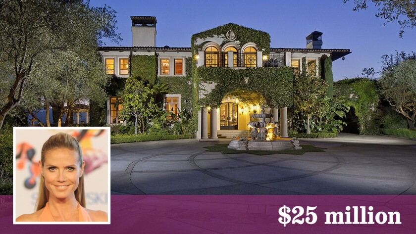 Hot Property: Heidi Klum