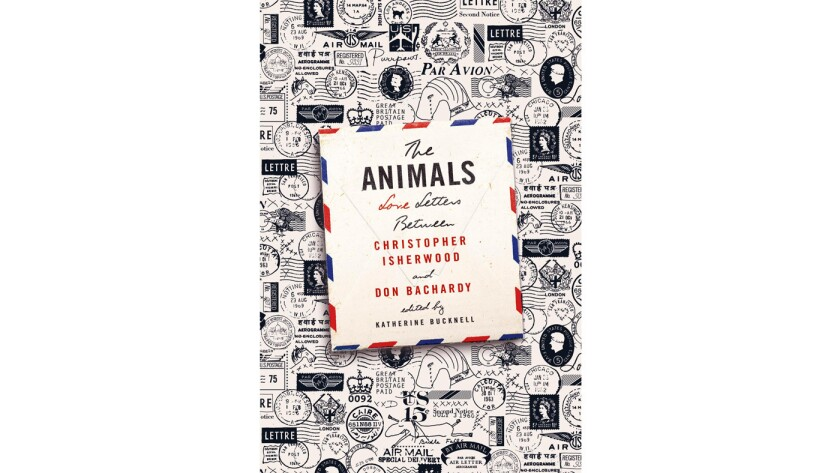 """The cover of the book, """"The Animals."""""""