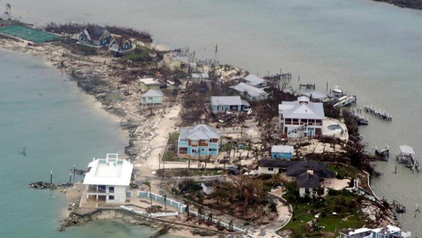 Official death toll in Bahamas from Hurricane Dorian rises to 20