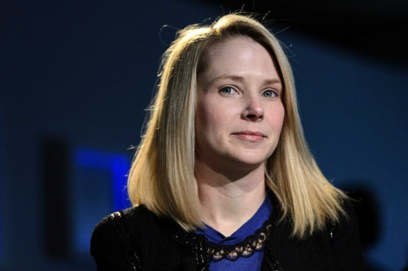 Yahoo Inc. Chief Executive Marissa Mayer is one of the most high-profile female business leaders in the United States.