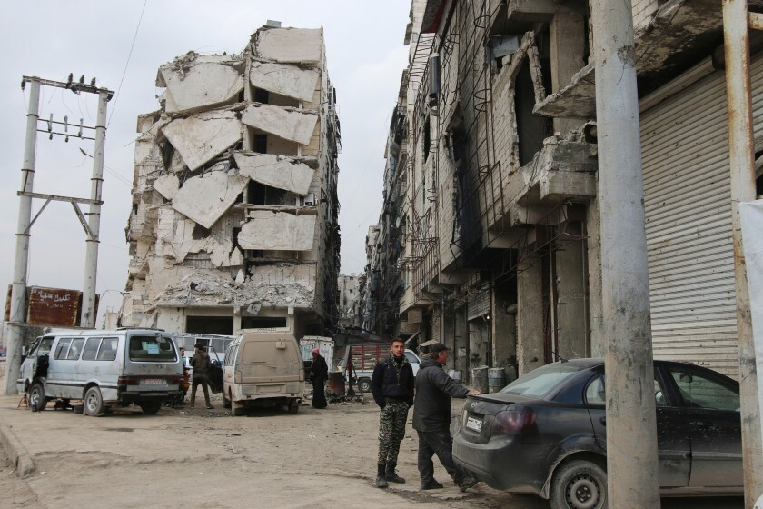 Aleppo and the fate of world cities
