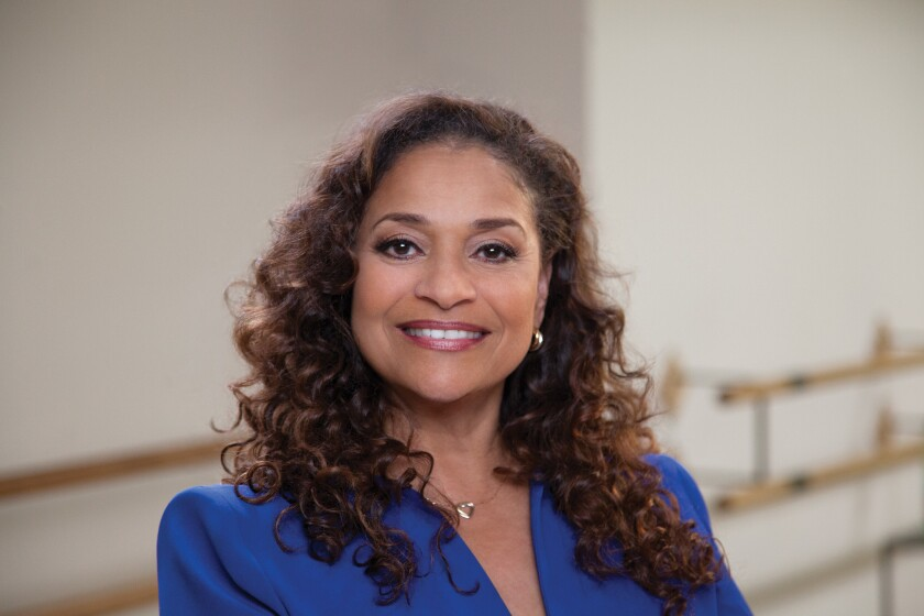 Debbie Allen receives Kennedy Center Honors