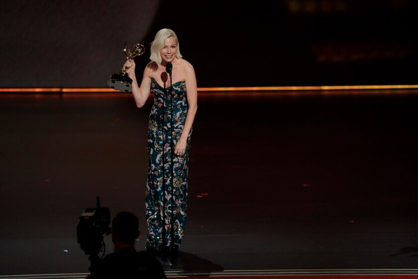 Michelle Williams, 71st Emmy Awards