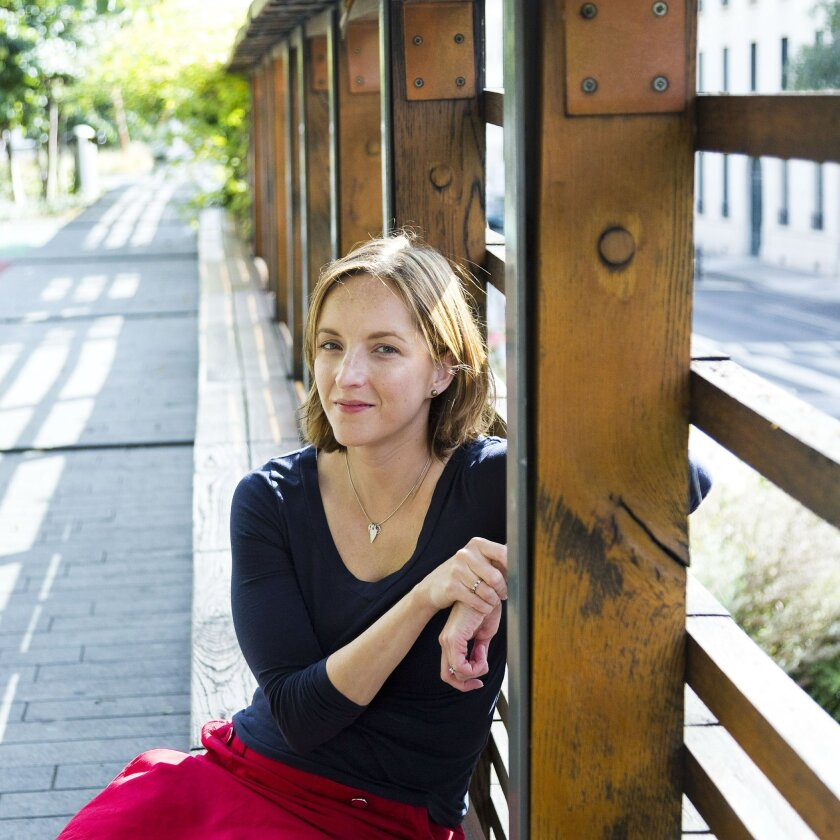 Author Rebecca Makkai