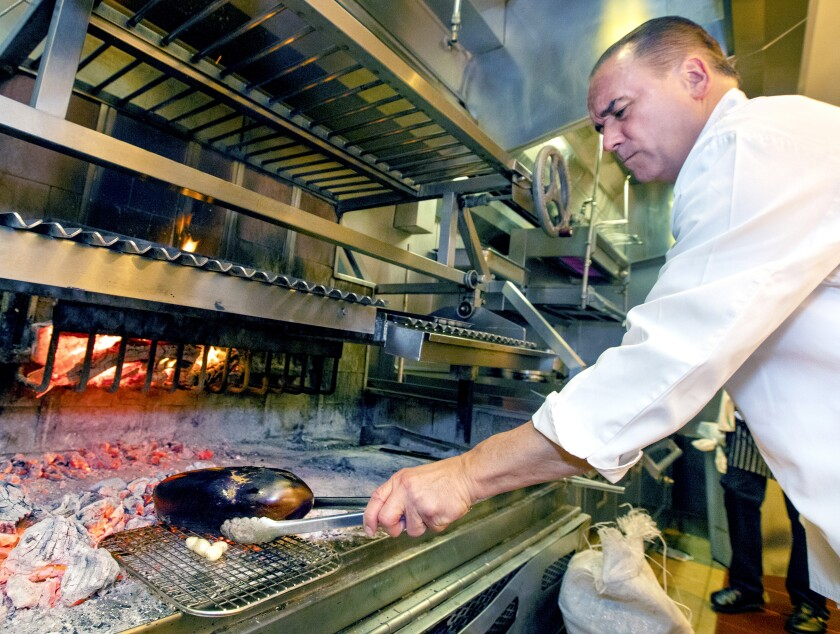Jean-Georges Vongerichten cooks with fire. Here's how.