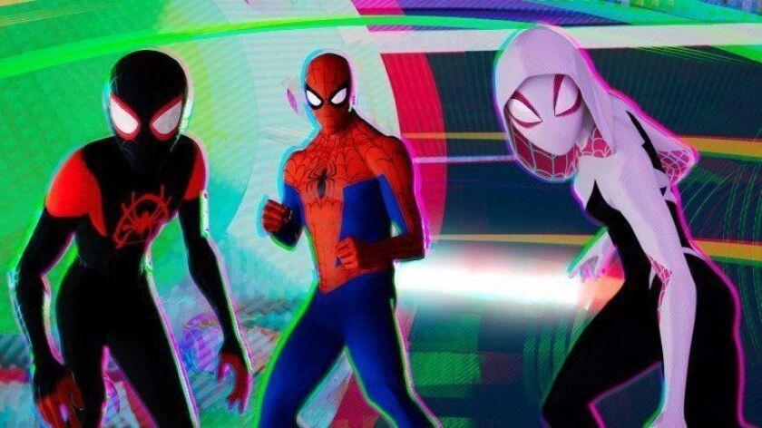 'Spider-Man: Into the Spider-Verse'
