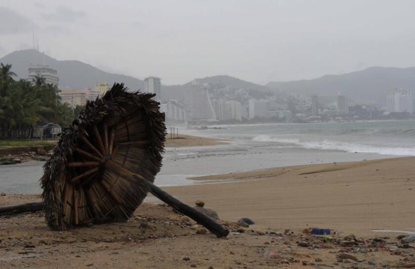 Se forma la tormenta tropical Lorena cerca de costas del Pacífico mexicano
