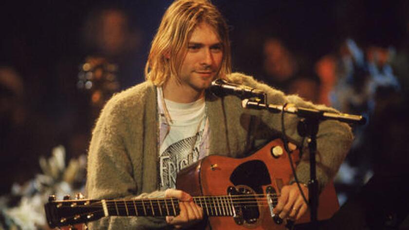 50 Años de Kurt Cobain, el mito del rock que no se desvanece.