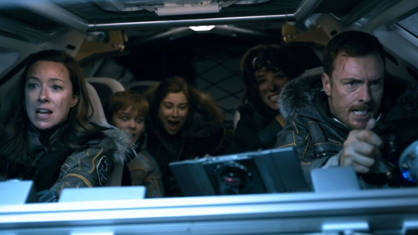 Netflix S Decidedly 21st Century Lost In Space Reboot Is Worth