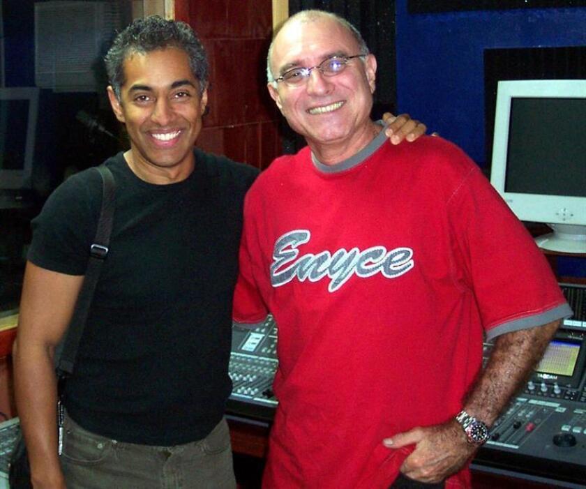 El saxofonista cubano Carlos Averhoff, quien trabajó con los músicos Paquito D'Rivera y Arturo Sandoval, murió en Miami a los 69 años, según medios locales. EFE/ARCHIVO