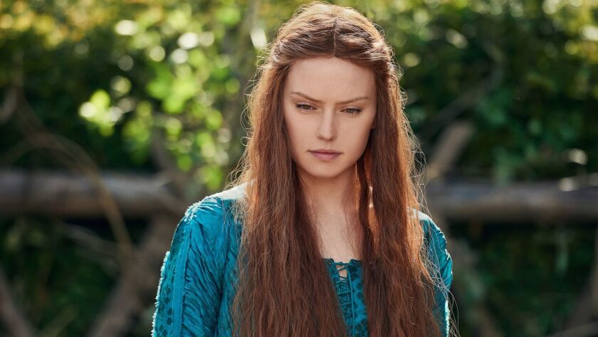 """Daisy Ridley appears in """"Ophelia"""" by Claire McCarthy, an official selection of the Premieres Program"""