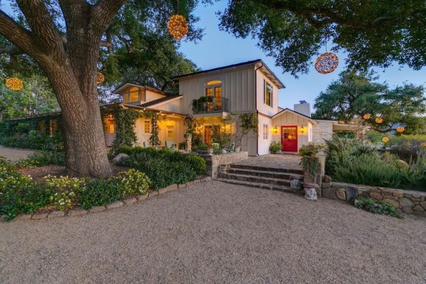 Ted Danson & Mary Steenburgen's Ojai home | Hot Property