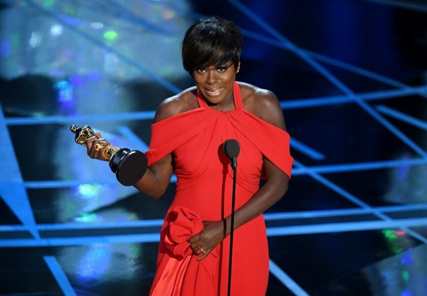 """Viola Davis won the supporting actress Oscar for her turn in """"Fences."""""""