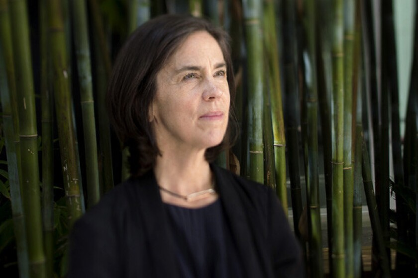 Connie Butler at the Hammer Museum, where she has signed on as the new chief curator.