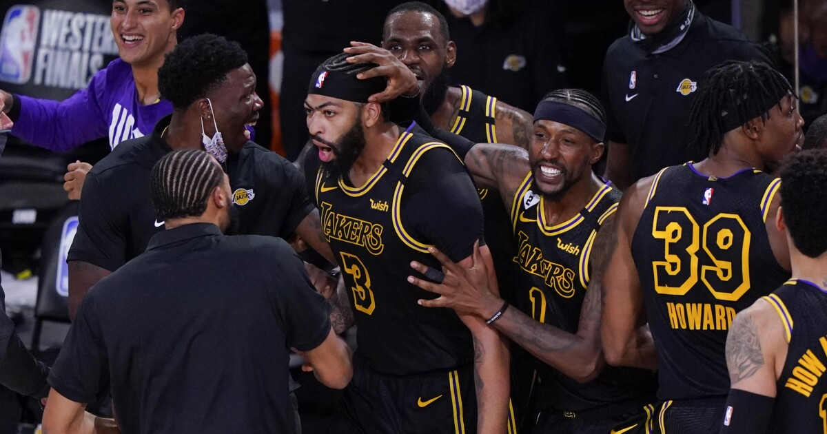 The Sports Report: Anthony Davis' buzzer-beater wins Game ...