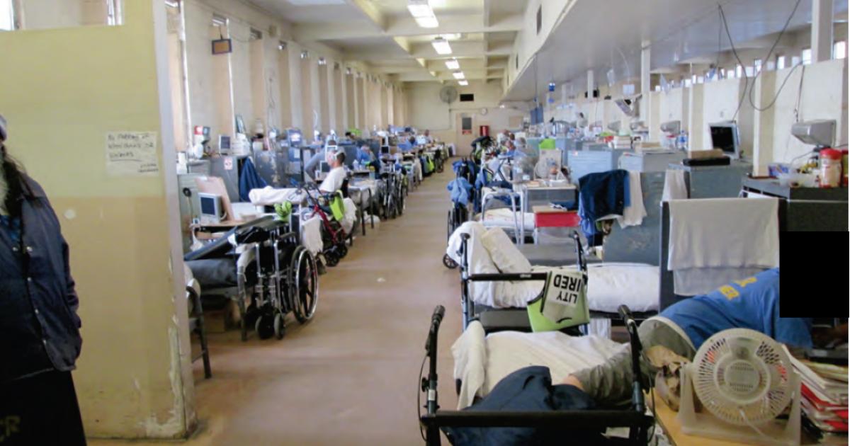 Μαζική απελευθέρωση των φυλακισμένων της Καλιφόρνια ζυγίζονται από δικαστές ανάμεσα coronavirus φόβους