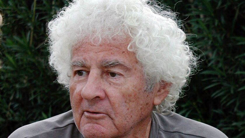 """Arthur Janov, a psychotherapist whose """"primal therapy"""" gained popularity in the late 1969s, in 2003."""