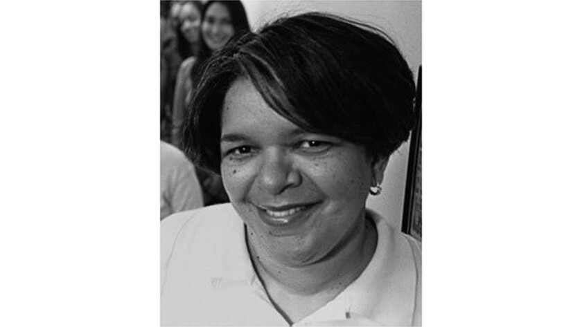 Lark Galloway-Gilliam in 2004. As the founder of Community Health Councils, Galloway-Gilliam worked to tackle institutional problems that have plagued South L.A.