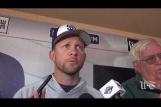 Padres manager Andy Green on competition at third base