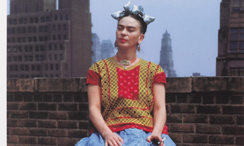 Nickolas Muray (American, born Hungary, 1892–1965). Frida in New York, 1946