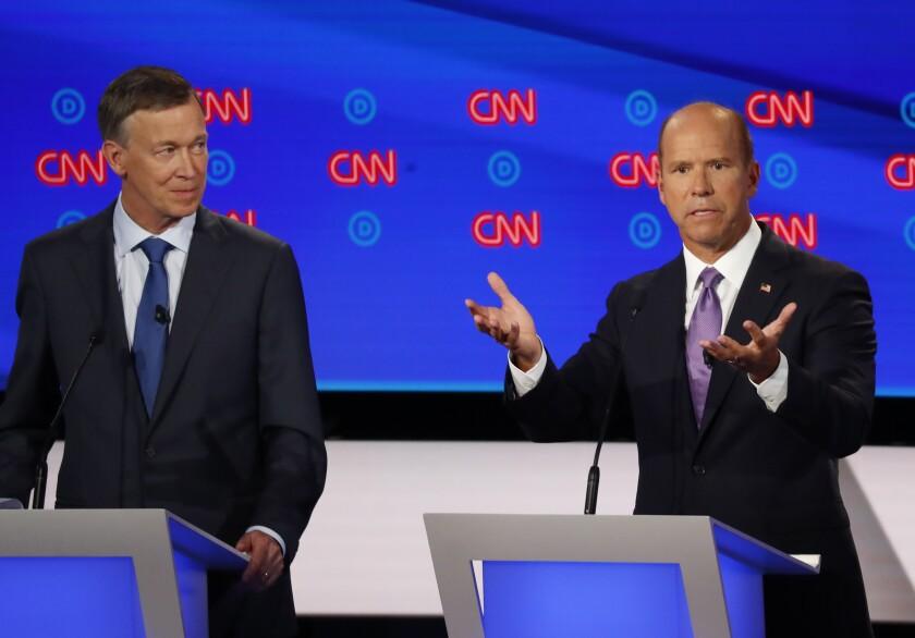 Debate in Detroit