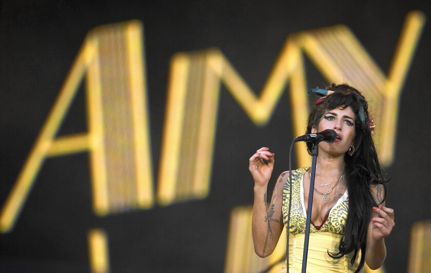 Amy Winehouse Legacy