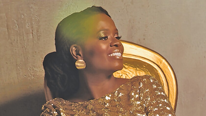 Soulful singer/songwriter Somi comes to UCSD's The Loft Jan. 10, 2019.