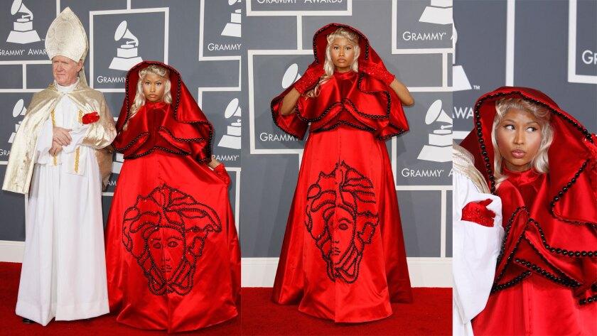 Grammys: Hall of shame