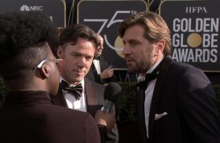 'The Square's' Ruben Östlund and Terry Notary on sexual harassment in Hollywood